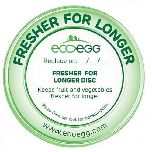 ecoegg, fresher for longer discs
