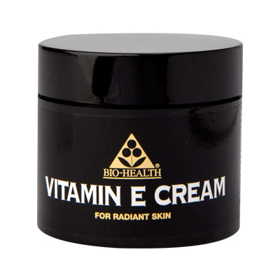bio health, vitamin e cream