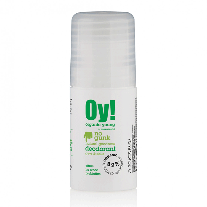 green people, oy deodorant