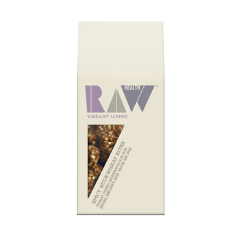 raw health, org coconut buckwheat bites