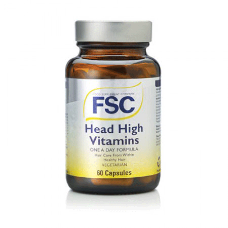 fsc, head high hair vitamins & minerals